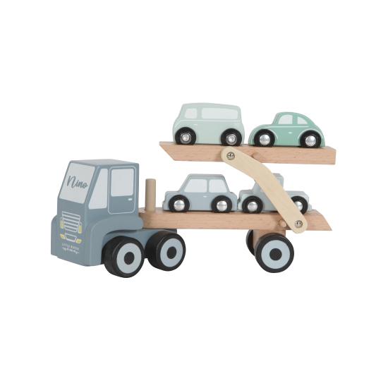 Holz Auto Transportwagen