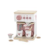 Label Label Espresso Maschine rosa
