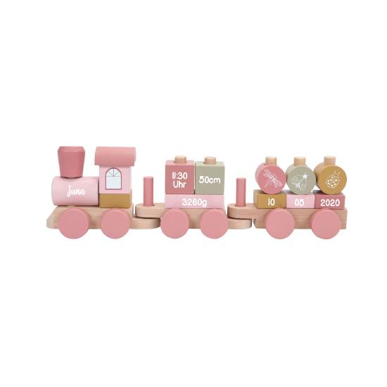 Eisenbahn pink Flowers