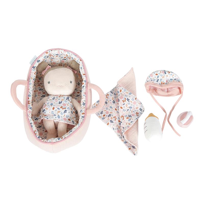 Babypuppe Rosa