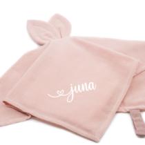Schmusetuch blush personalisiert