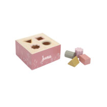 Littledutch Steckspiel pink flower