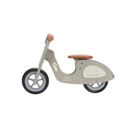 """Laufrad Holz """"Roller"""" olive"""
